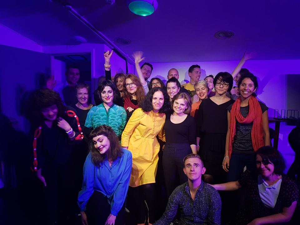 Eurpoean Poetry Festival 2018